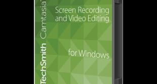 ভিডিও টিউটোরিয়াল তৈরি করার দরুন সফটওয়্যার Camtasia Studio 8.6.0 ফুল ভার্সন ফ্রি