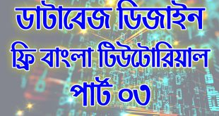 মাইএসকিউএল ডেটার ধরন (MySQL Data Type) পার্ট - ০৩